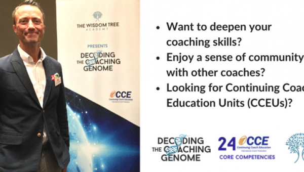 Decoding the Coaching Genome - an experiential, online coaching mastery program