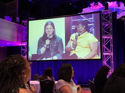 National Multicultural Women's Conference Panelist Speaker